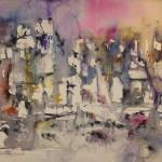 La pintura que presento en la exposición